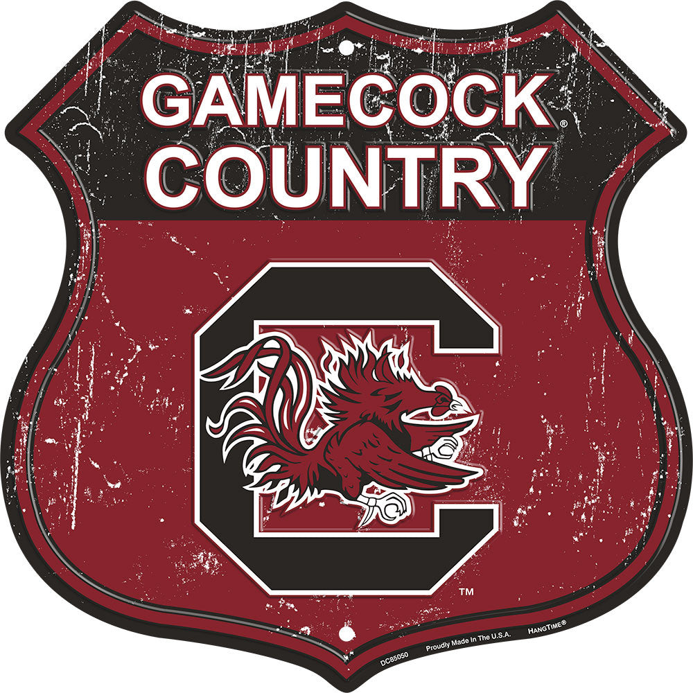 DC85050 - GAMECOCK COUNTRY (SOUTH CAROLINA)