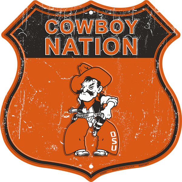 DC85051 - COWBOY NATION (OKLAHOMA STATE)