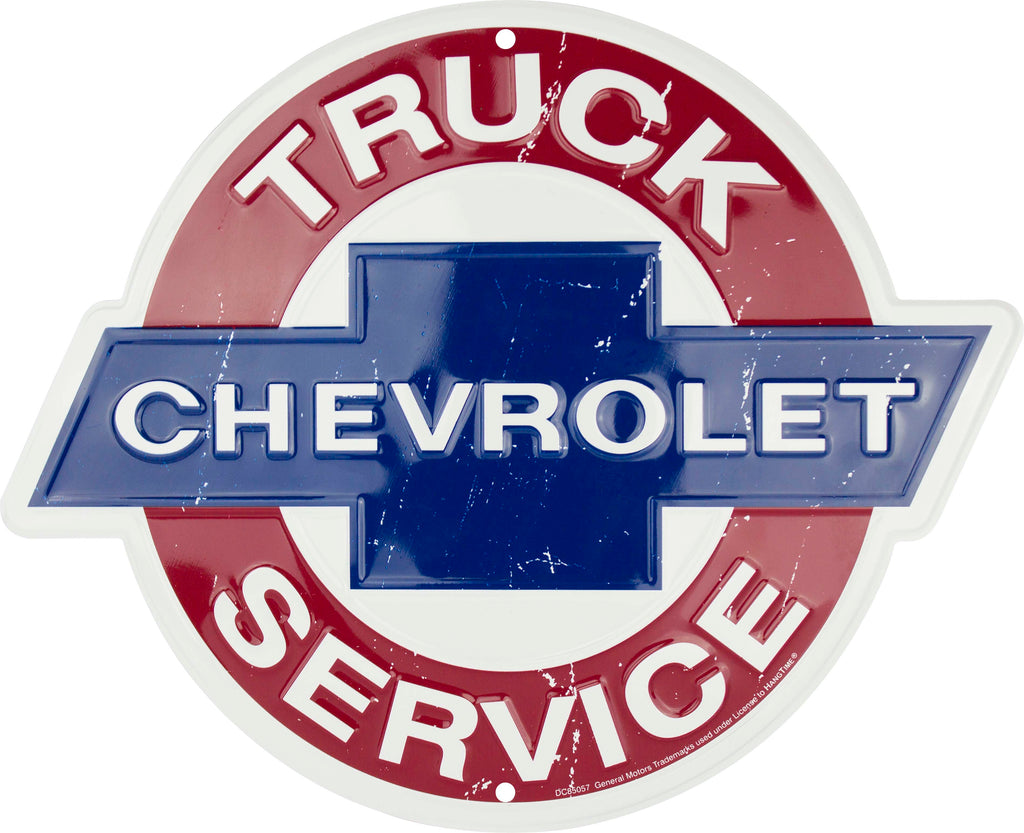 DC85057- Chevrolet Truck Service