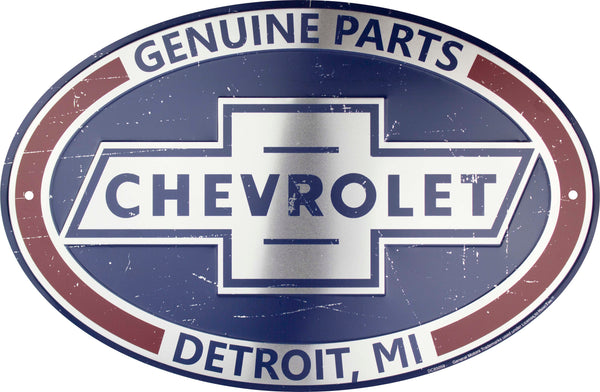 DC85059- Chevrolet Genuine Parts Detroit, MI