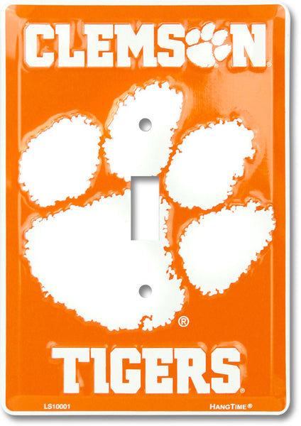 LS10001 - Clemson Tigers Light Switch