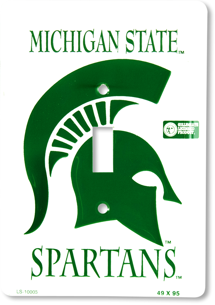 LS10005 - Michigan State Spartans Light Switch