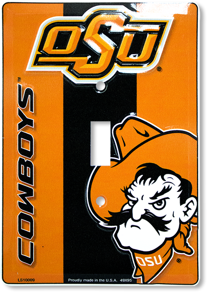 LS10009 - Oklahoma State Cowboys Light Switch