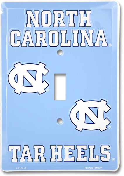 LS10012 - North Carolina Tar Heels Light Switch
