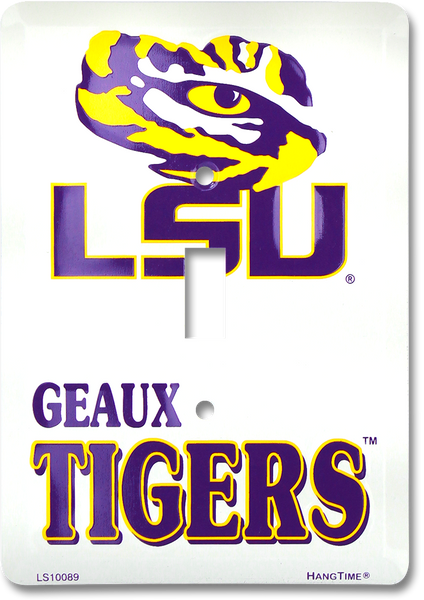LS10089 - LSU Tigers Light Switch