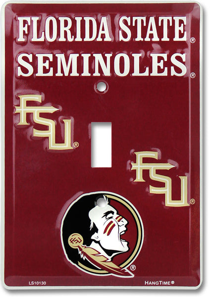 LS10130 - Florida State Seminoles Light Switch