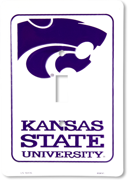 LS10135 - Kansas State Wildcats Light Switch