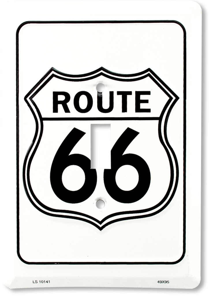 LS10141 - Route 66 Light Switch