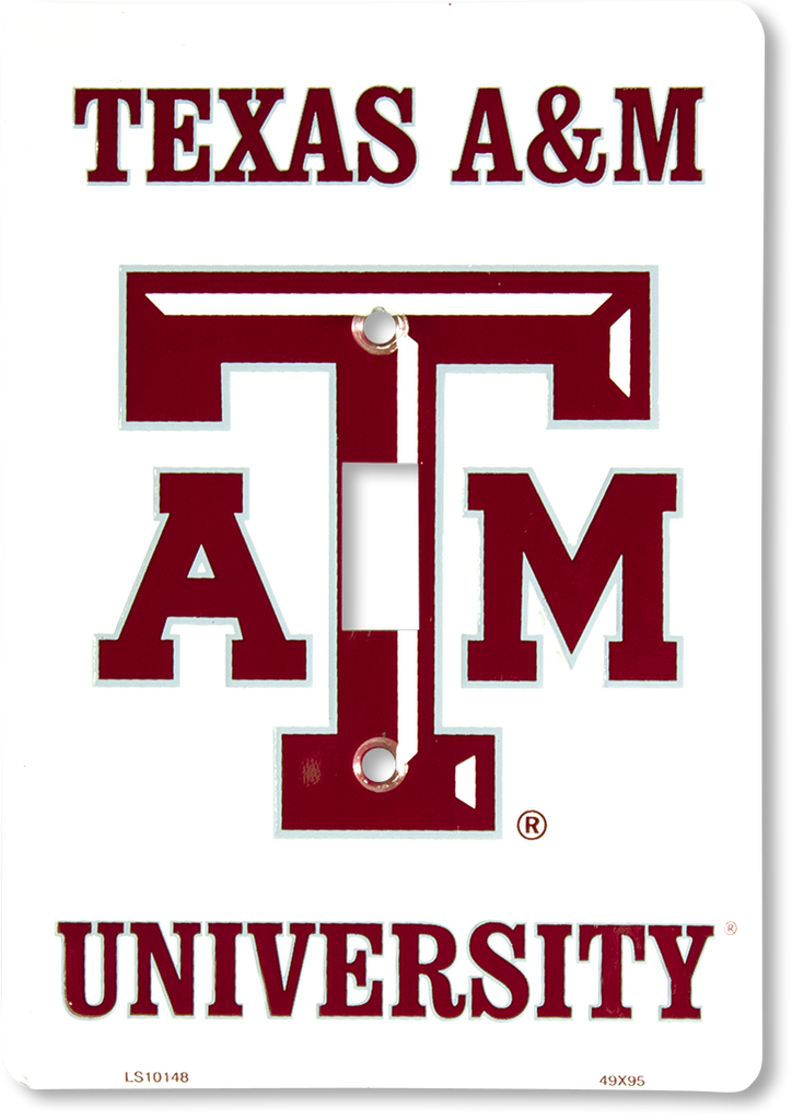 LS10148 - Texas A&M Aggies Light Switch