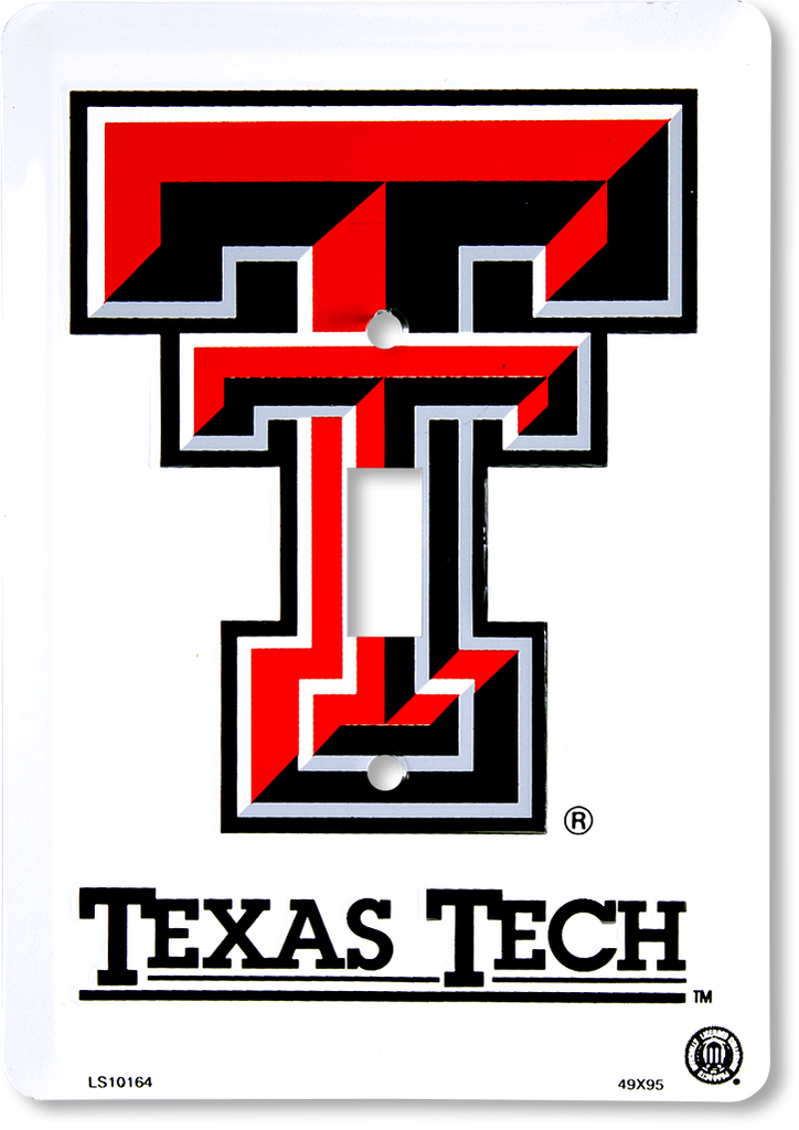 LS10164 - Texas Tech Red Raiders Light Switch