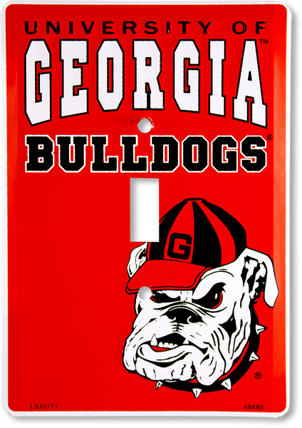 LS10171 - Georgia Bulldogs Light Switch
