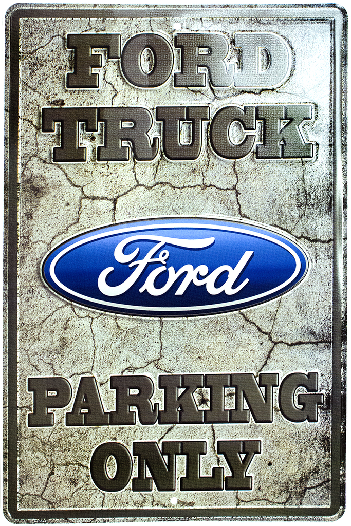 MC30147 - Ford Truck Parking Only