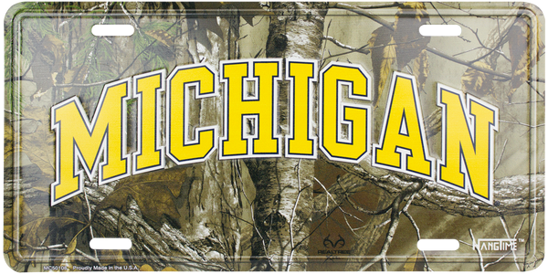 MC50108 - Michigan Wolverines Realtree® Camo