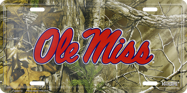 MC50110 - Ole Miss Rebels Realtree® Camo