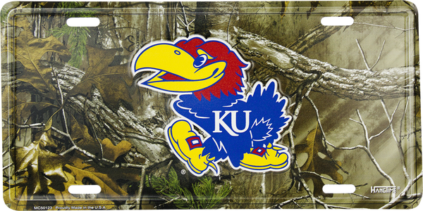 MC50123 - Kansas Jayhawks Realtree® Camo