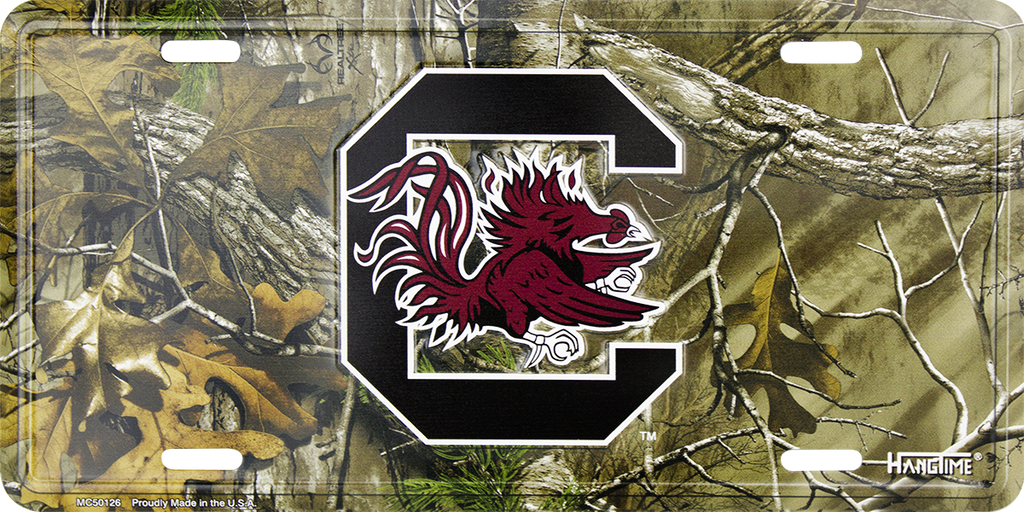 MC50126 - South Carolina Gamecocks Realtree® Camo