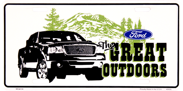 MC50134 - Ford F150 The Great Outdoors