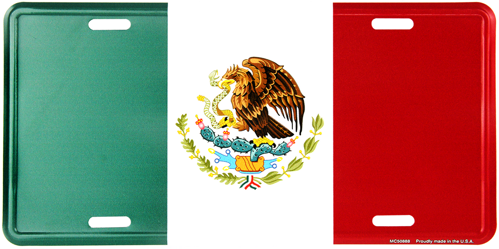 MC50888 - Mexico Flag