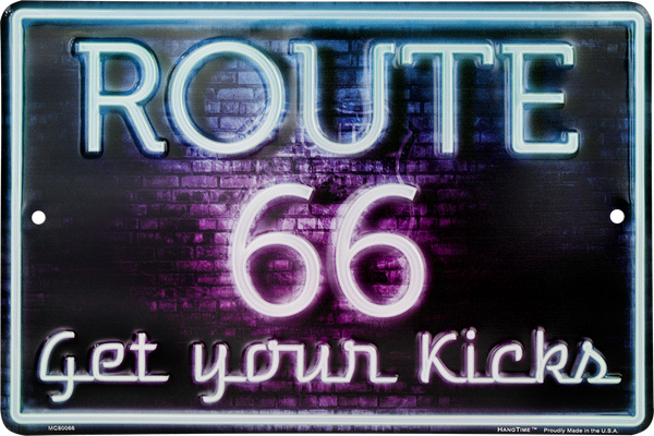 MC80066 - Get Your Kicks Route 66