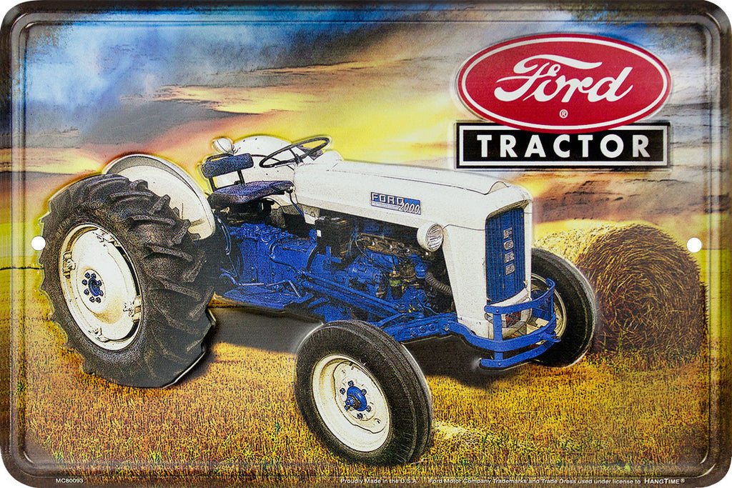 MC80093 - FORD TRACTOR