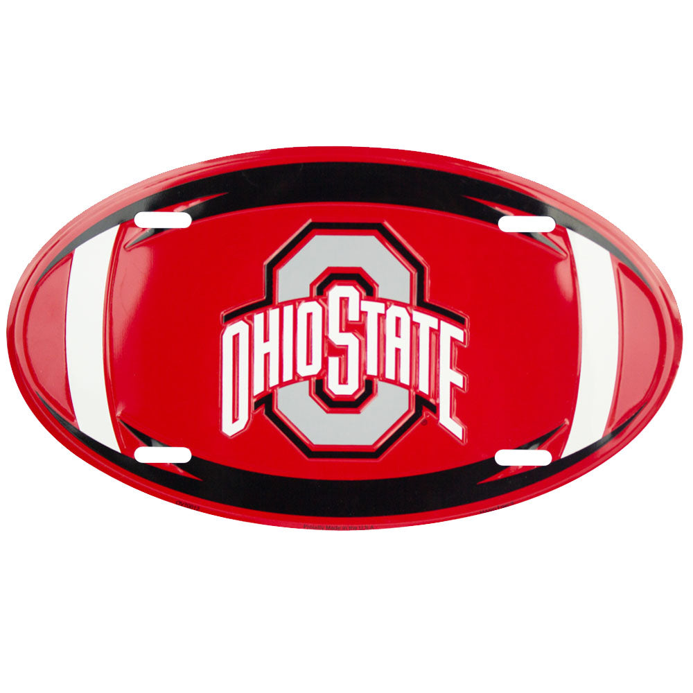OV70012 - Ohio State Buckeyes Football Oval