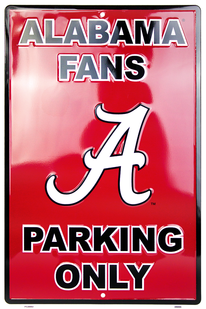 PS30002 - Alabama Fans Parking Only