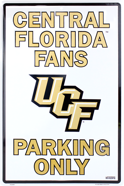 PS30064 - UCF Knights Fans Parking Only