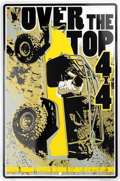 PS30124 - Over The Top 4x4