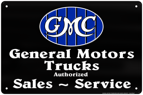 PS30159 - GMC Authorized Sales & Service