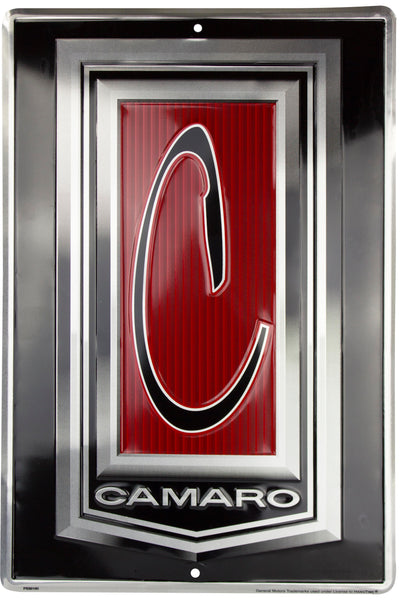 PS30160 - Camaro Sign