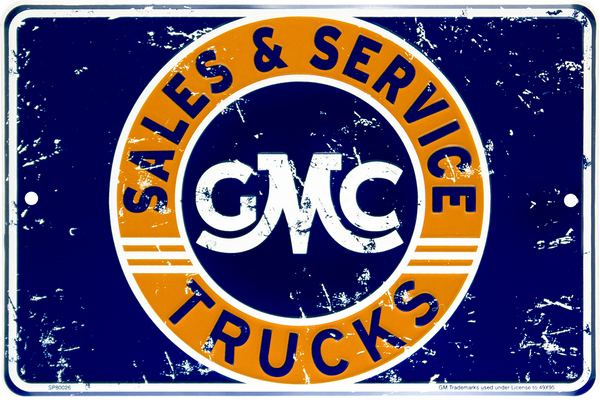 SP80026 - GMC Trucks Sales & Service