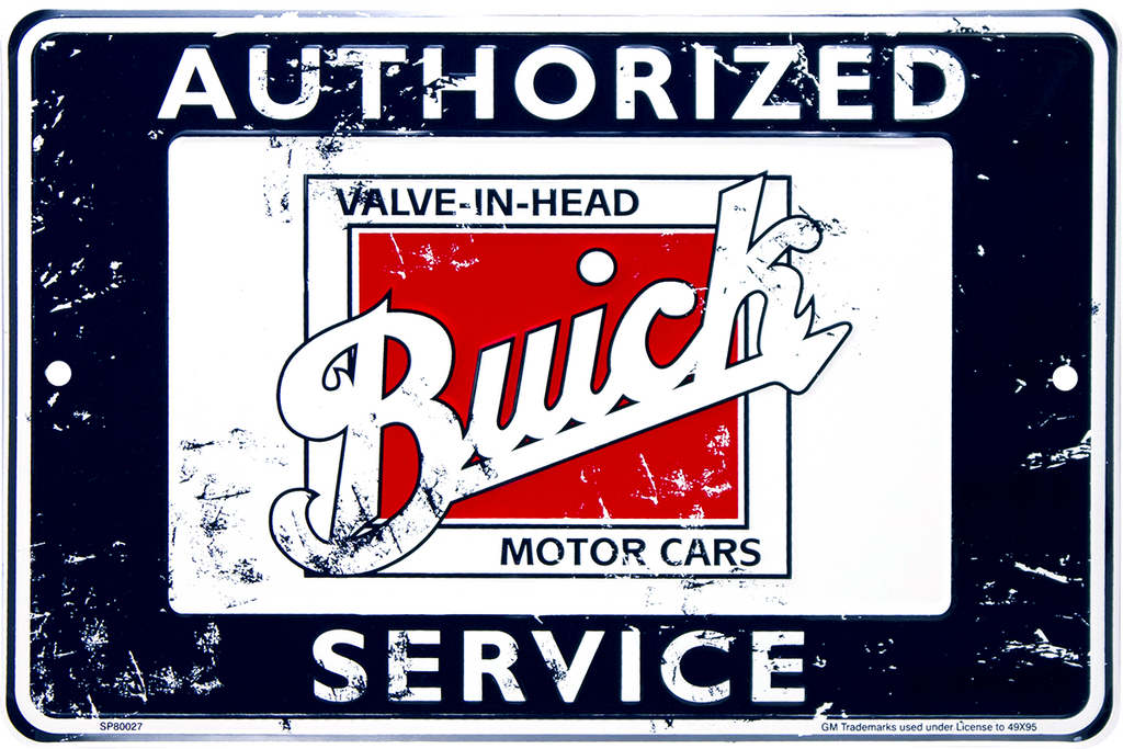 SP80027 - Authorized Buick Service