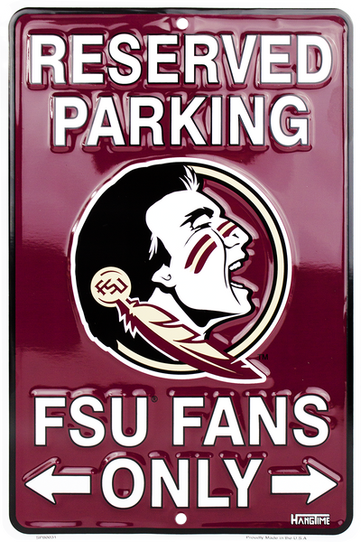 SP80031 - Reserved Parking FSU Fans Only