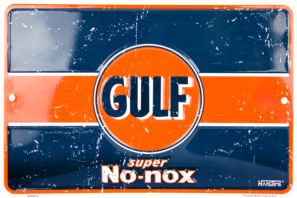 SP80075 - Gulf Super No-Nox