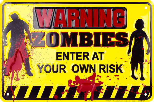 SP80079 - Warning Zombies