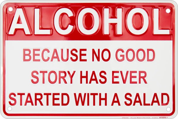 SP80090 - Alcohol: Because