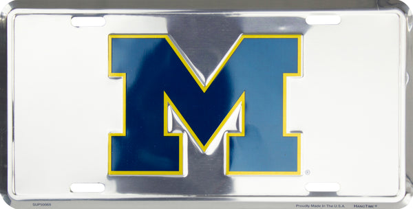 SUP50069 - Michigan Wolverines Super Stock