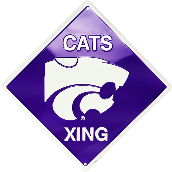 XS67006 - K-State Cats Xing