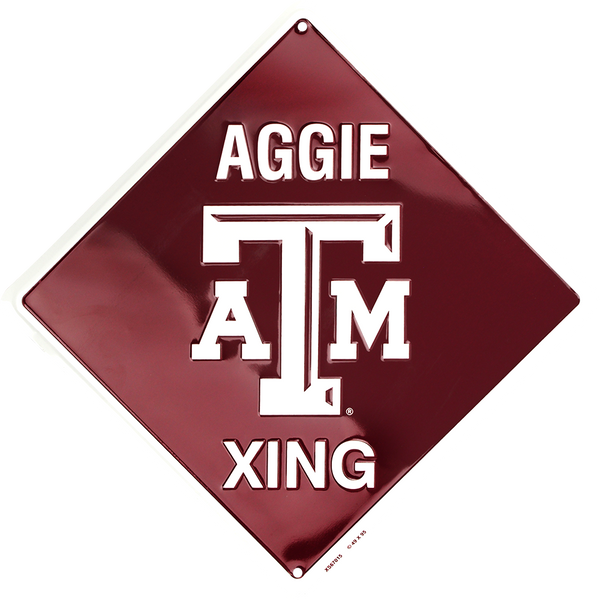 XS67015 - Texas A&M Aggie Xing