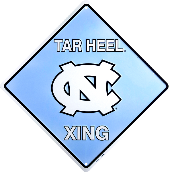 XS67020 - North Carolina Tar Heel Xing