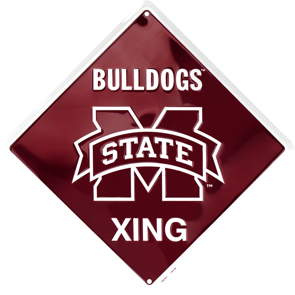 XS67027 - Mississippi State Bulldogs Xing