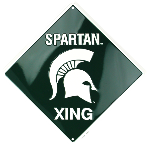 XS67028 - Michigan State Spartan Xing