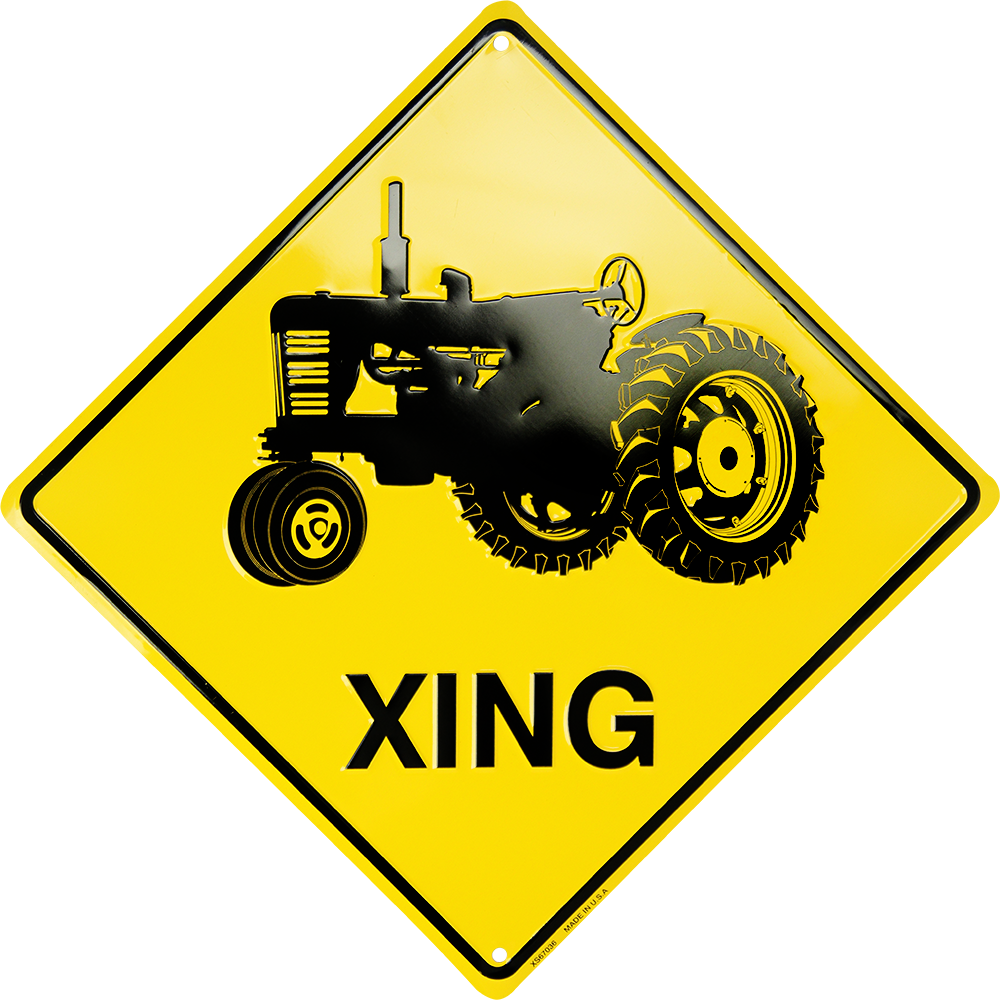 XS67036 - Tractor Xing