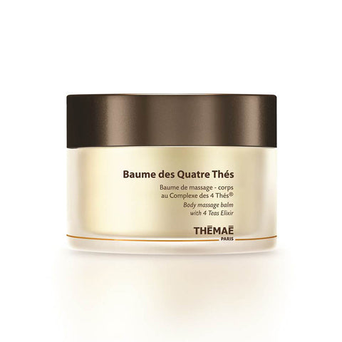 Baume Des Quatre Thés Body Massage Balm - Themae