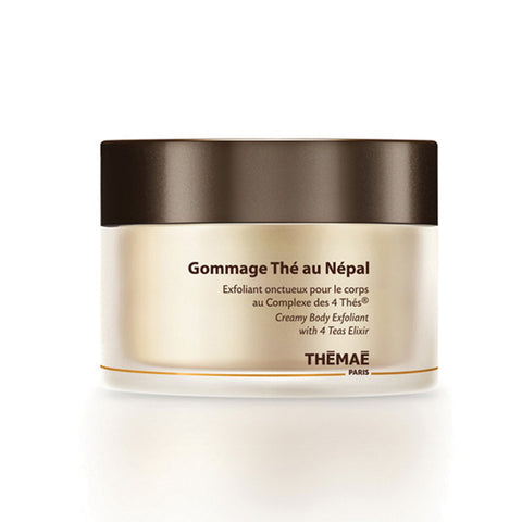 Gommage Thé Au Nepal Body Exfoliant - Thémaé - The Beauty Blazers - Themae