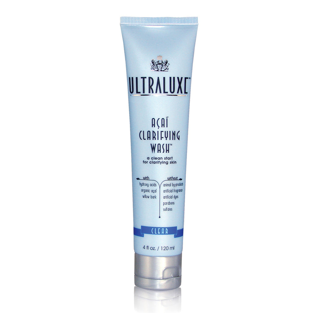 Acai Clarifying Wash - UltraLuxe - The Beauty Blazers - UltraLuxe