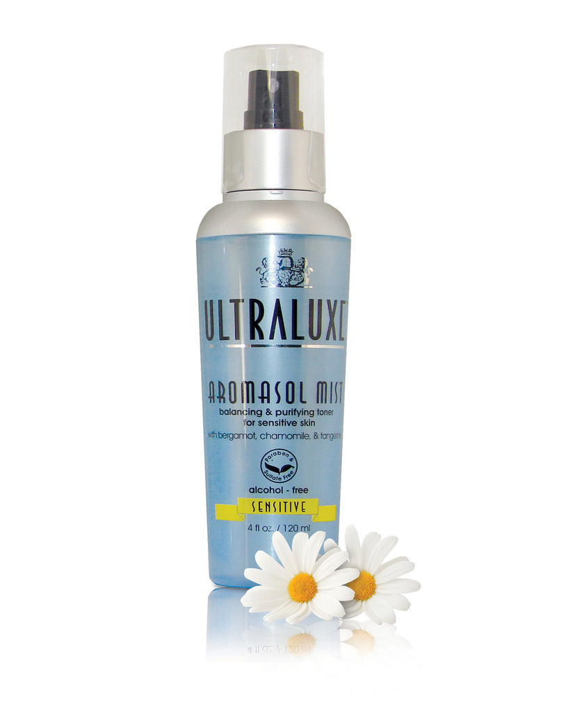 Aromasol Mist - Sensitive - UltraLuxe - The Beauty Blazers - UltraLuxe