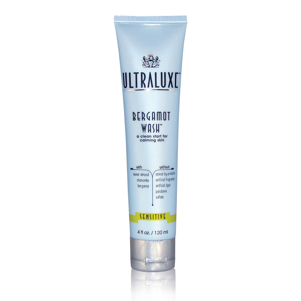 Bergamot Wash - UltraLuxe - The Beauty Blazers - UltraLuxe
