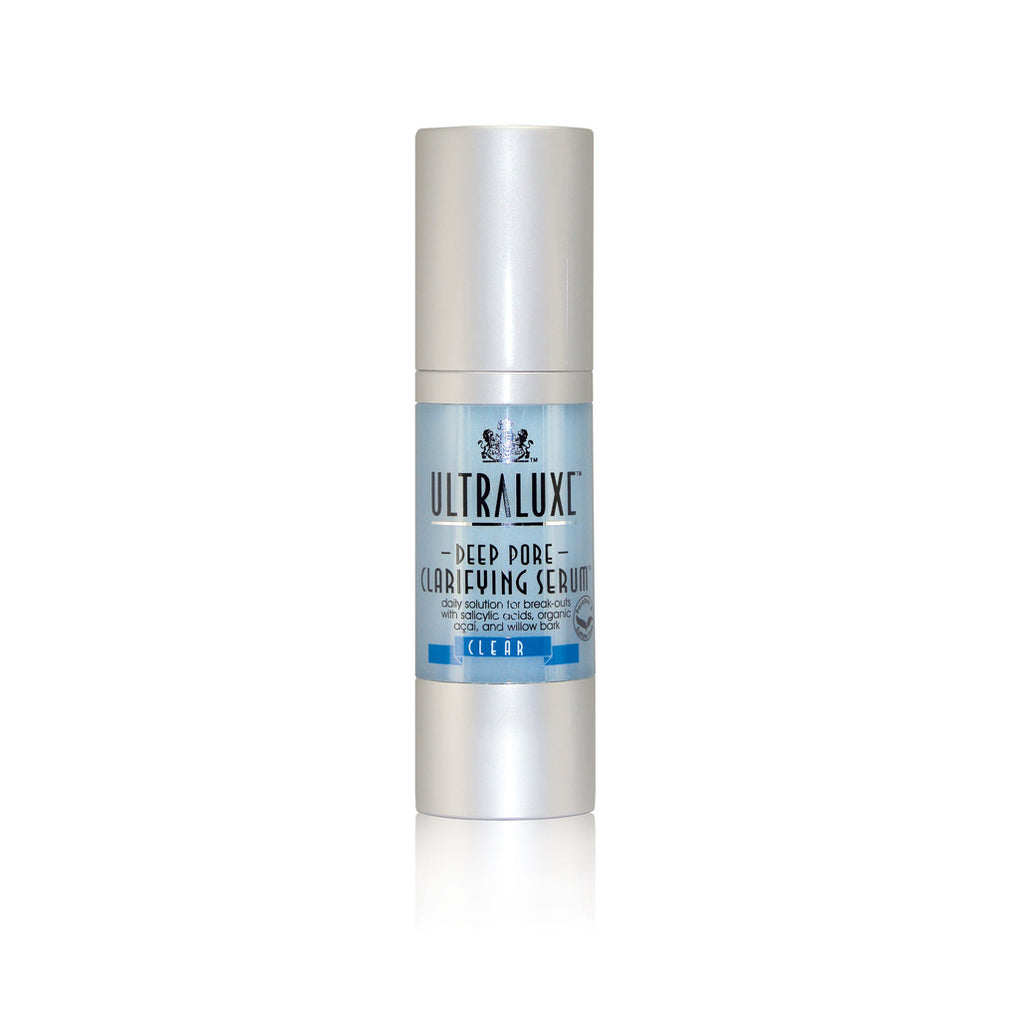 Deep Pore Clarifying Serum - Clear (Acne) - UltraLuxe