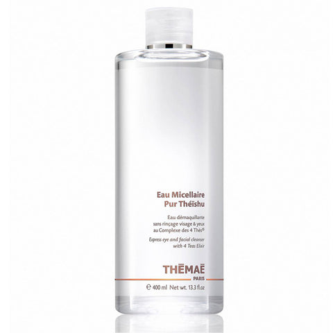 Eau Micellaire Pur Théïshu Express Eye and Facial Cleanser - Themae